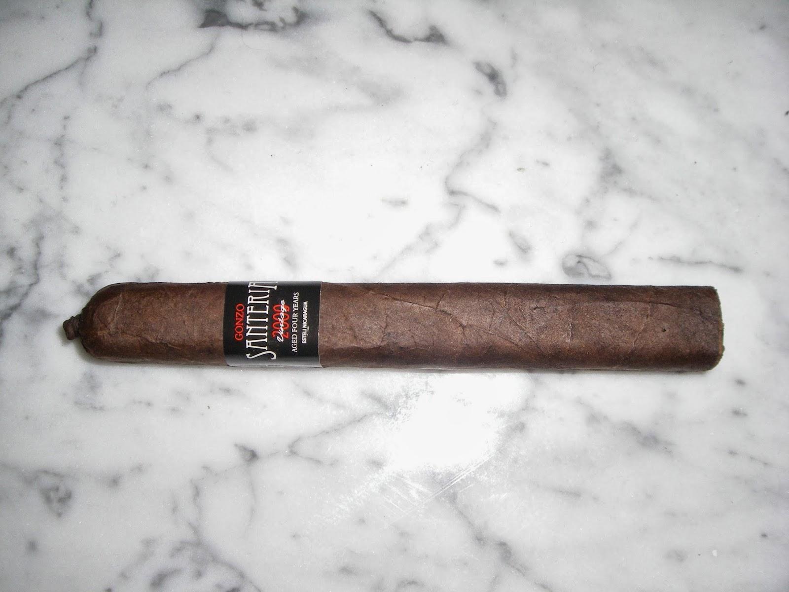 Cigar Review: Epicurean Gonzo Santeria