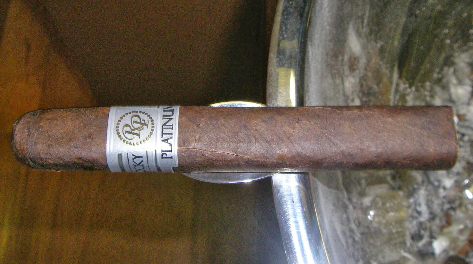 Cigar Review: Rocky Patel Platinum
