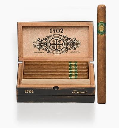 Cigar News: 1502 Emerald Lancero Officially Announced