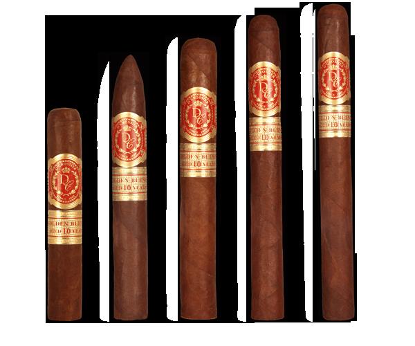 Cigar News: D'Crossier Golden Blend Aged 10 Years Announced (Cigar Preview)