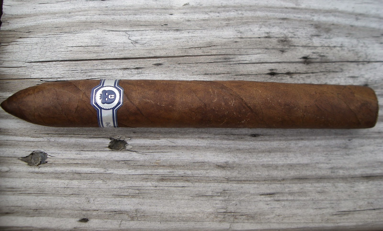 Cigar Pre-Review: El Oso (Belicoso) by Warped Cigars