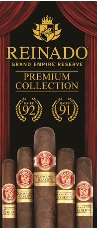 Cigar News: Alliance Cigar to Distribute REINADO Grand Empire Reserve Line