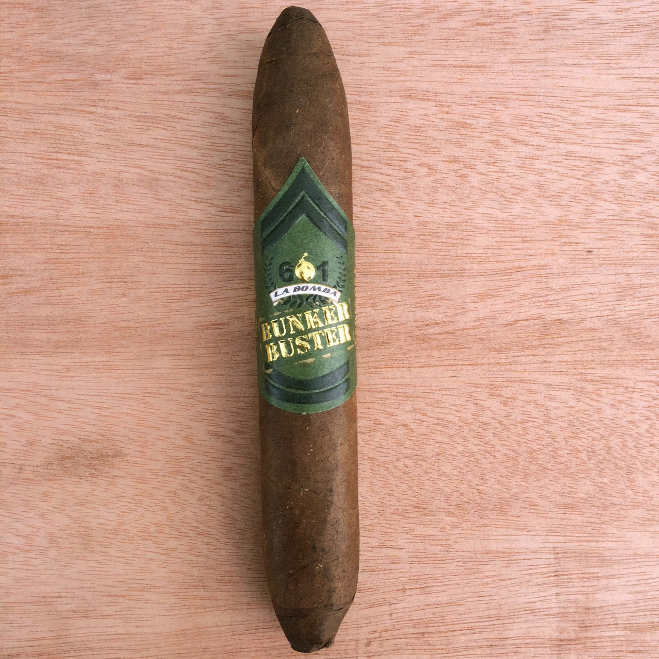 Cigar News: Smoke Inn MicroBlend 601 La Bomba Bunker Buster to Launch June 6th (Cigar Preview)