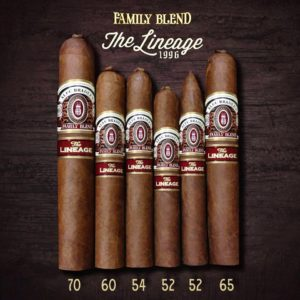 Cigar News: Alec Bradley Family Blend – The Lineage (Cigar Preview)