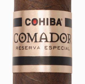 Cigar News: Cohiba Comador Line Extends to Three Frontmarks (Cigar Preview)