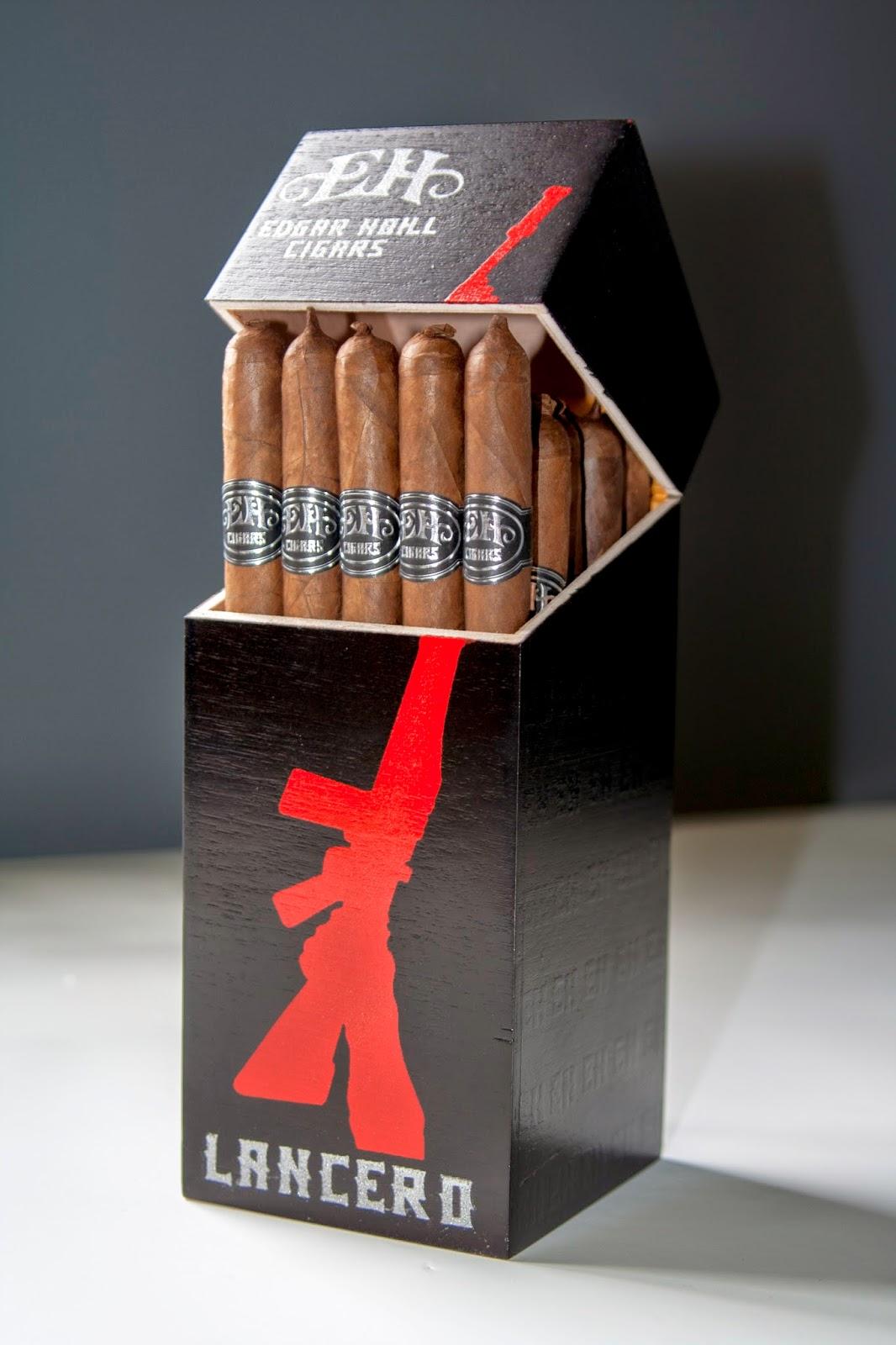 Cigar News: EH Lancero by Edgar Hoill Cigars (2014 Preview)