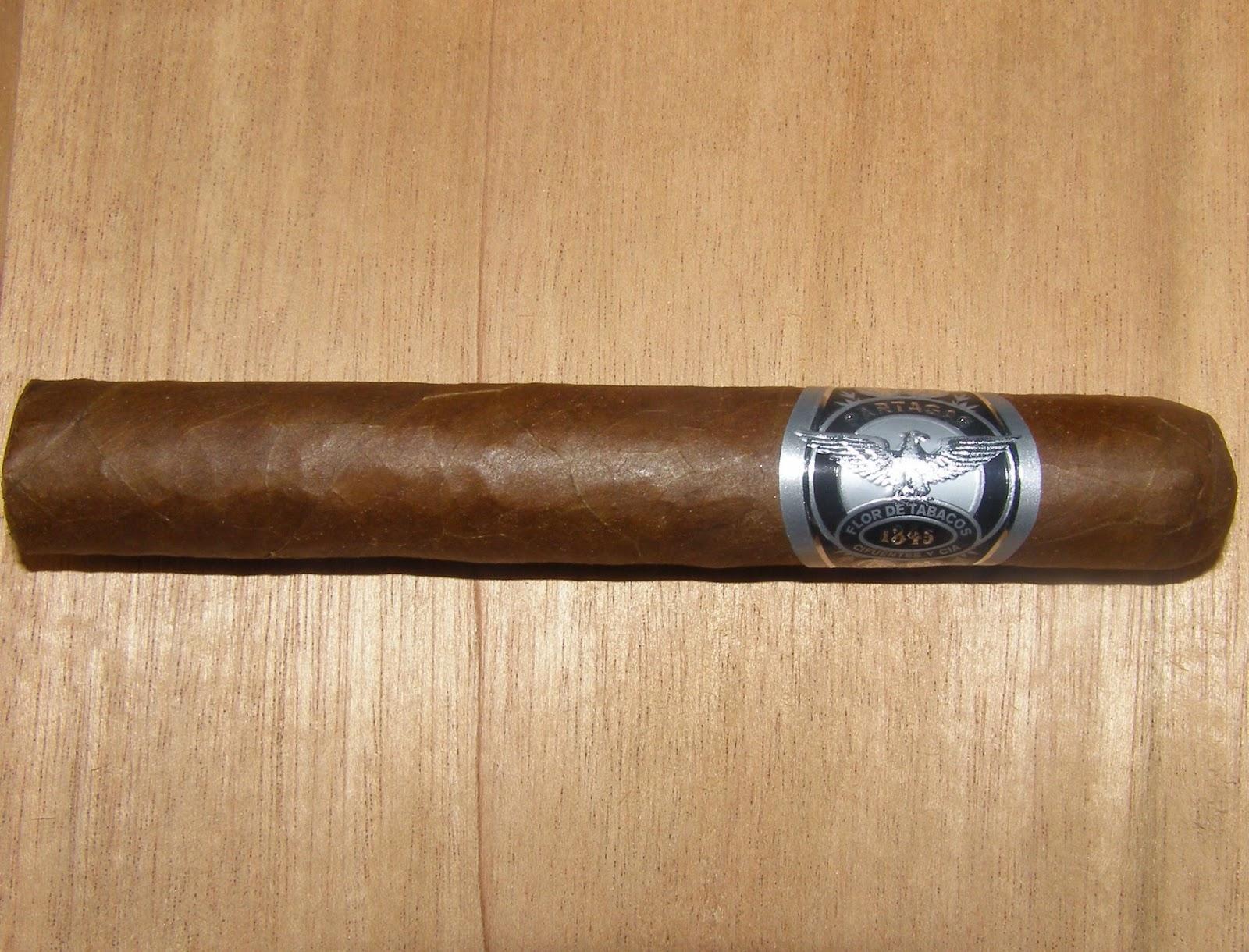 Cigar Review: Partagas 1845 Extra Fuerte