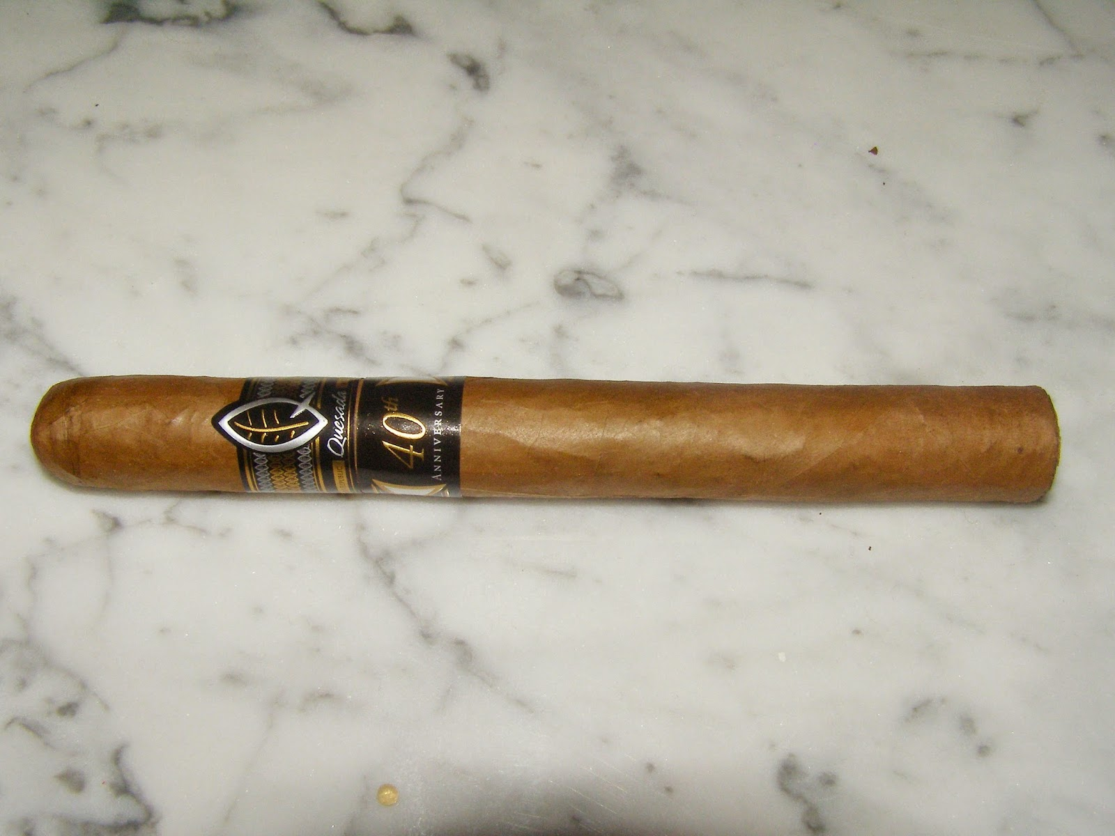 Cigar Review: Quesada 40th Anniversary Corona Clasica