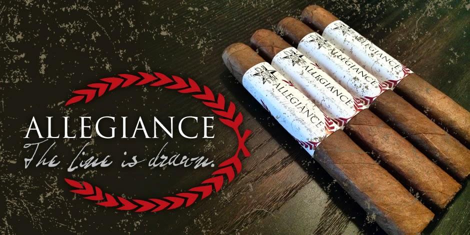 Cigar News: 262 Cigars Ships Allegiance Cigar