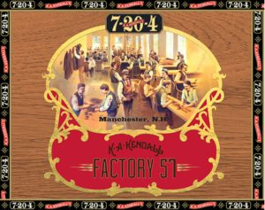 Cigar News: 7-20-4 Factory 57 (Cigar Preview)