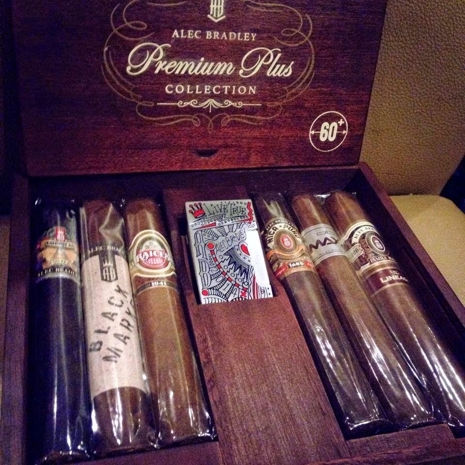 Cigar News: Alec Bradley Premium Plus Sampler Ships to Retailers