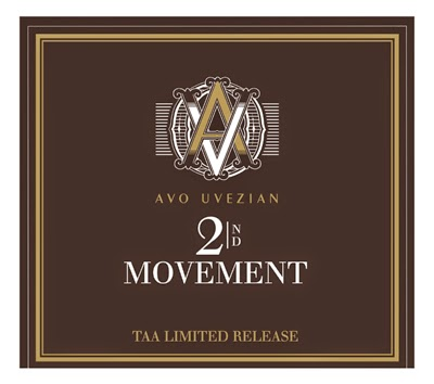 Cigar News: Avo 2nd Movement TAA Limited Release Heads to Retailers (Cigar Preview)