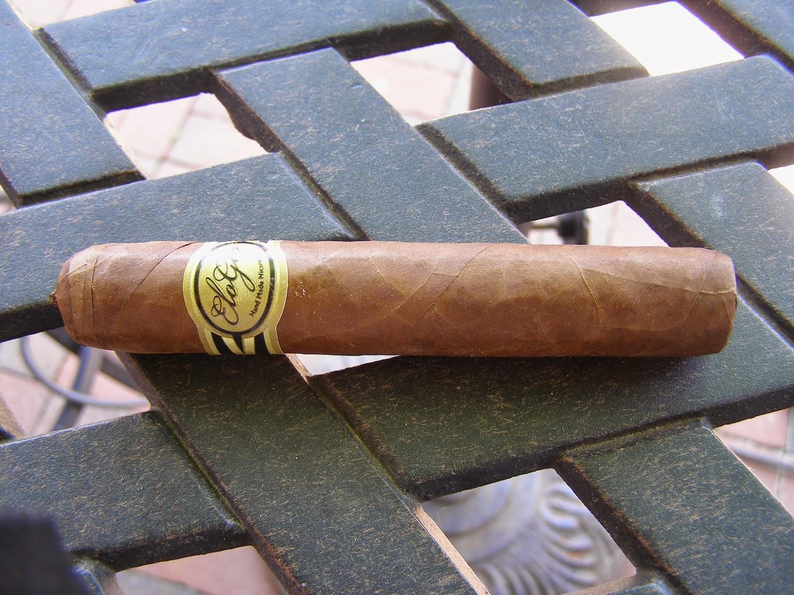 Cigar Review: Elogio Robusto Especial Limitada