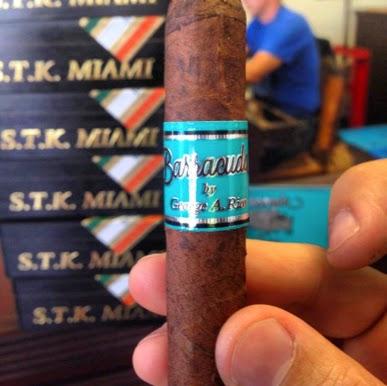 Cigar News: S.T.K. Miami Barracuda Maduro by Gran Habano (Cigar Preview)