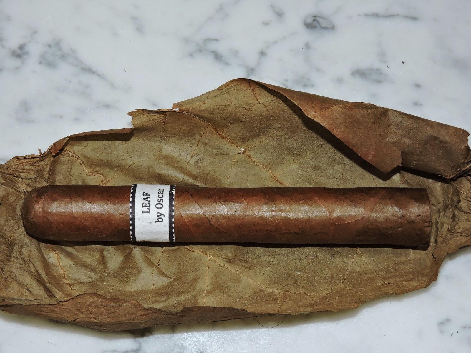 Cigar Review: Leaf by Oscar Sumatra