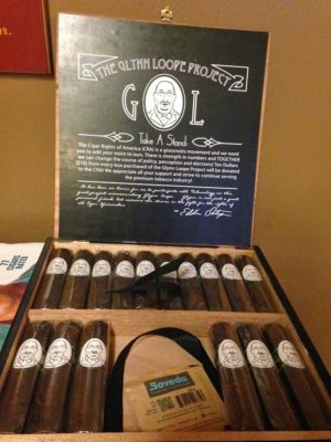 """Cigar News: Ortega and Tobaccology Team Up for """"The Glynn Loope Project"""""""