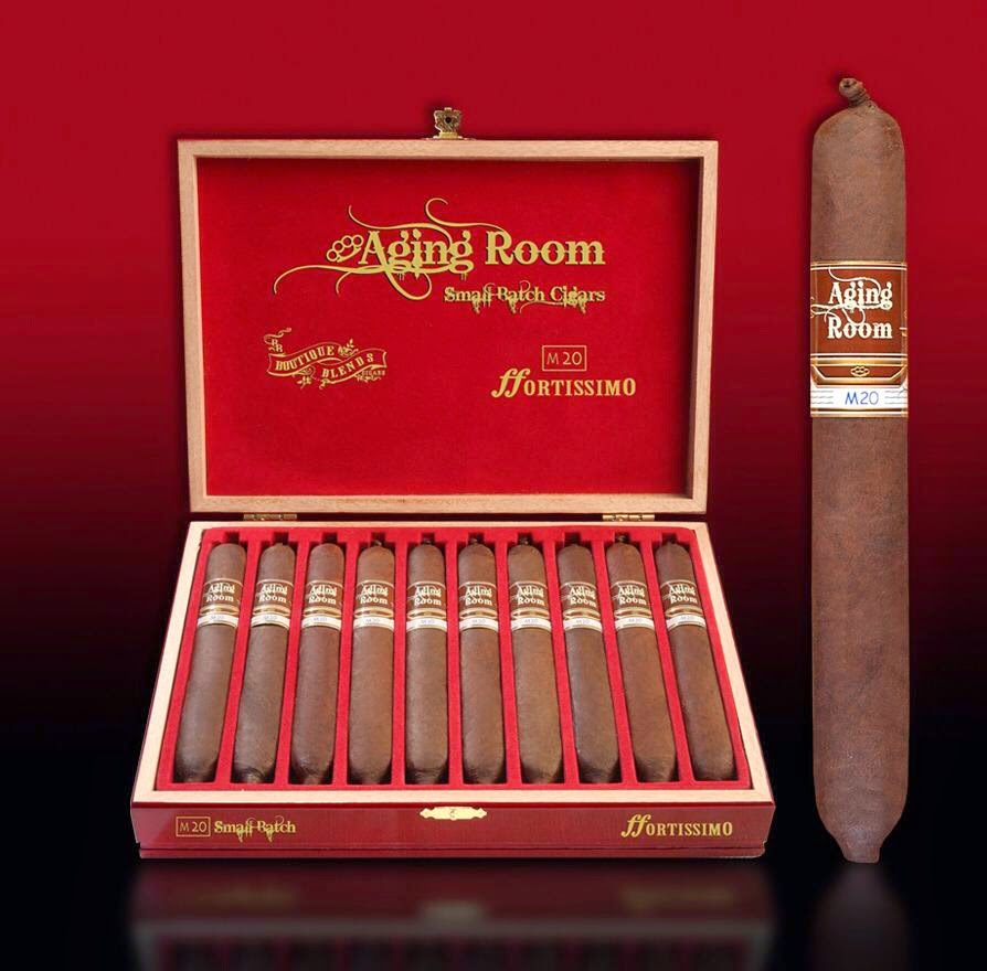 Cigar News: Aging Room M20 ffortissimo (Cigar Preview)