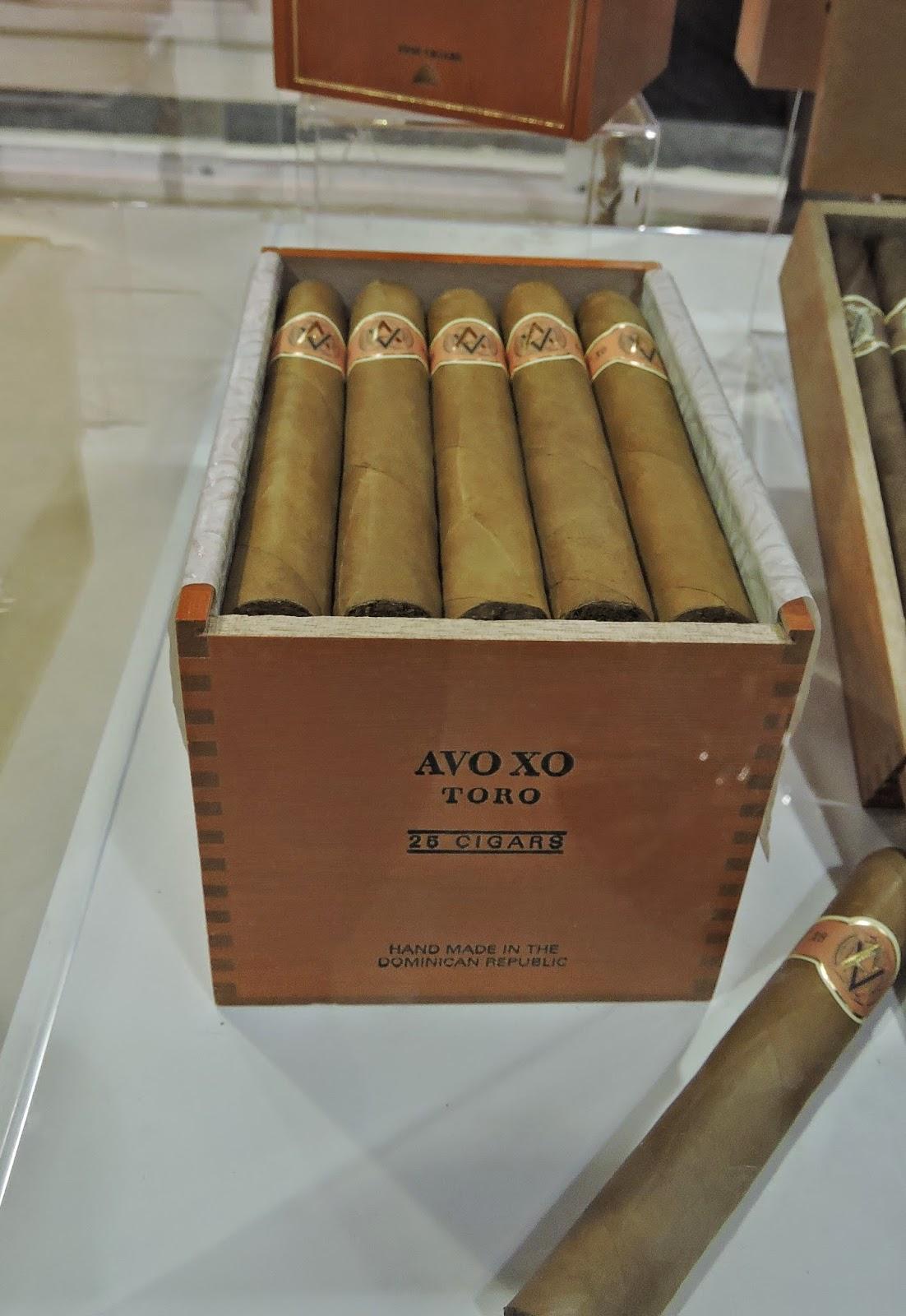 Cigar News: Avo XO Toro (Cigar Preview)