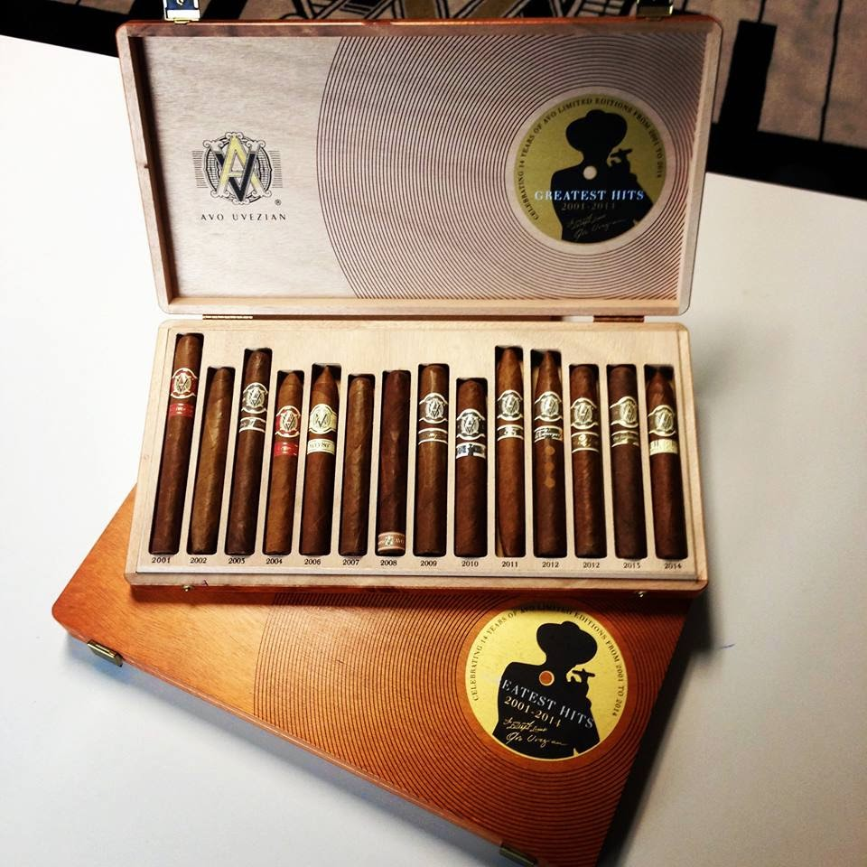 Cigar News: Avo's Greatest Hits Sampler Features Limited Editions