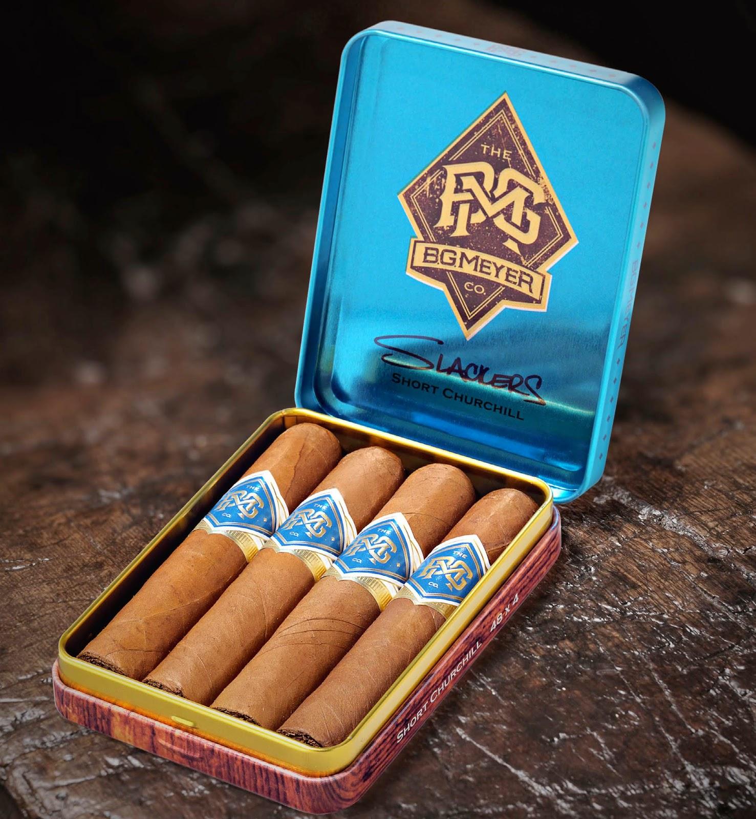 Cigar News: B.G. Meyer Slackers (Cigar Preview)