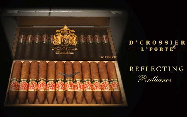 Cigar News: D'Crossier L'Forte (Cigar Preview)