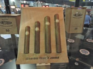 Cigar News: Illusione Fume D'Amour (Cigar Preview)