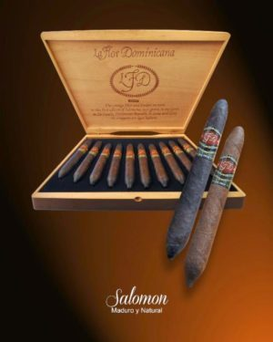 Cigar News: La Flor Dominicana Salomones Return for 2014 (Cigar Preview)