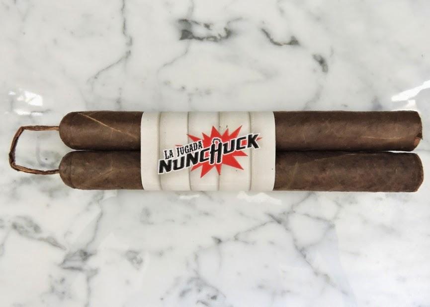 Cigar Review: La Jugada Nunchuck by Moya Ruiz Cigars