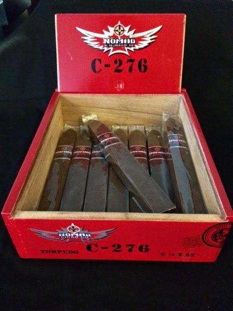Cigar News: Nomad C-276 Details Announced (Cigar Preview)