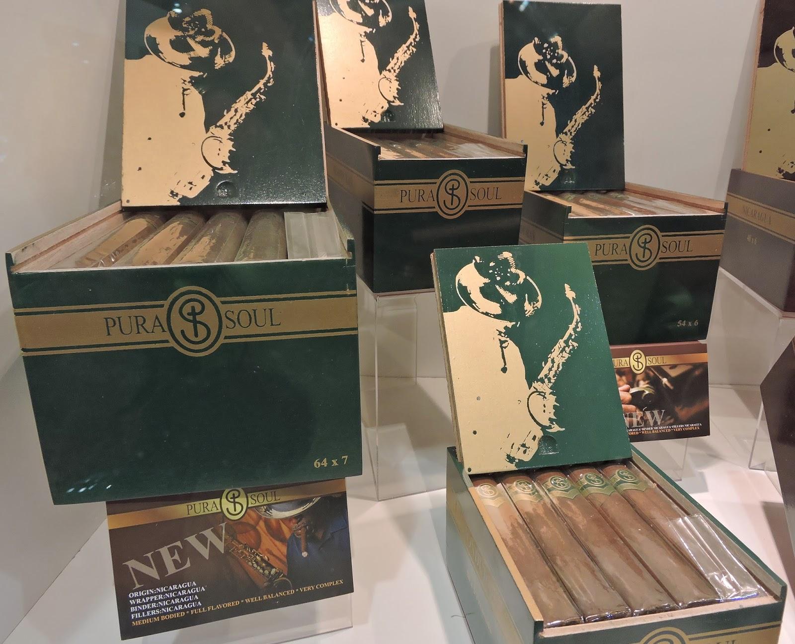 Cigar News: Pura Soul Honduras (Cigar Preview)