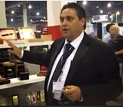Cigar Conversation: Rafael Nodal of Boutique Blends