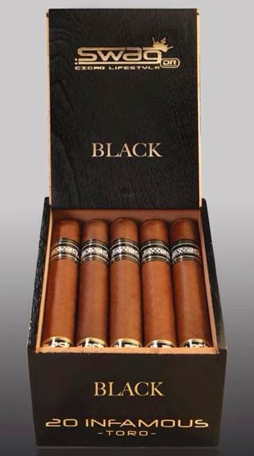 Cigar News: Swag Black by Boutique Blends Cigars (Cigar Preview)