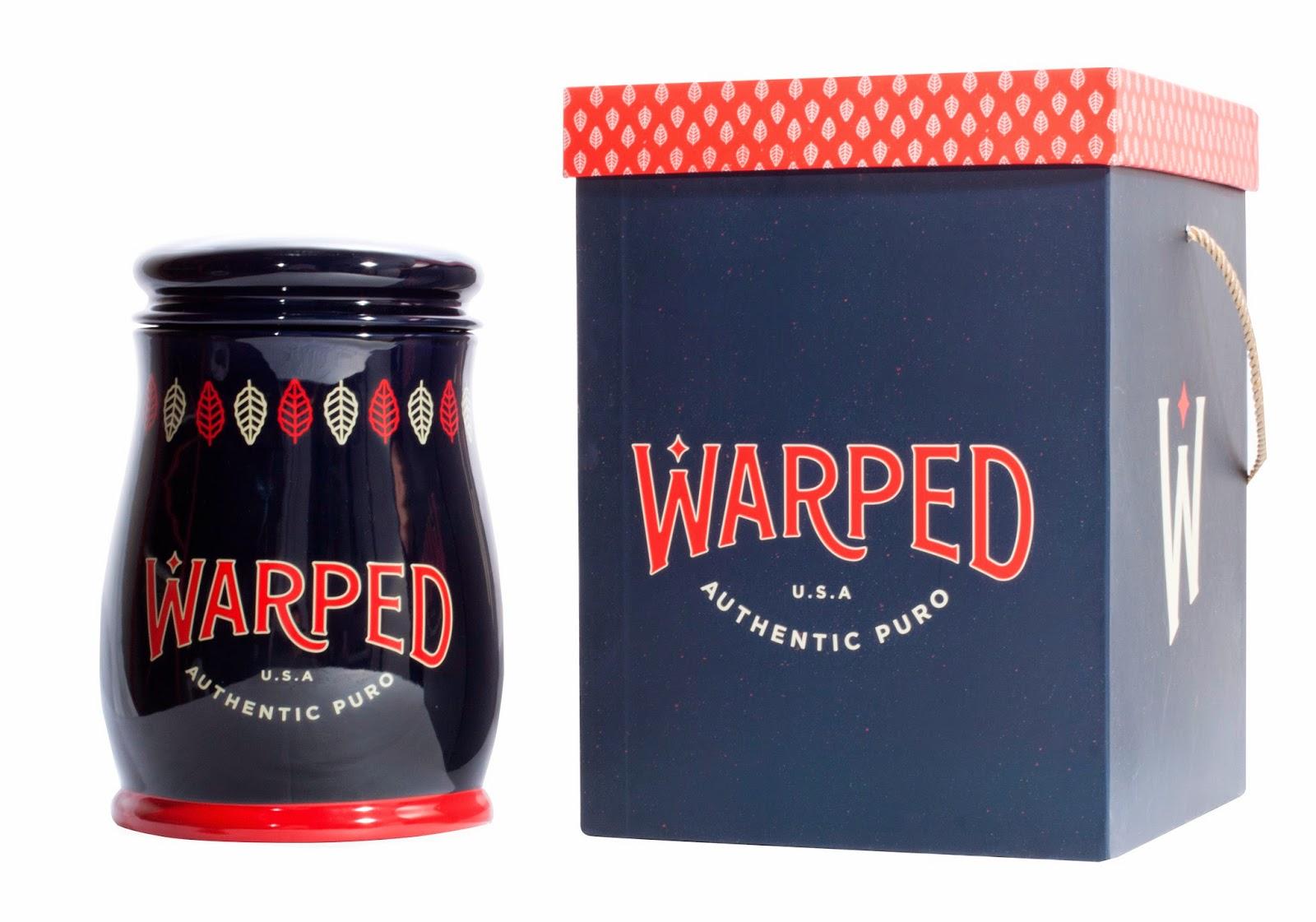 Cigar News: Warped Cigars Jaridor (Accessory Preview)