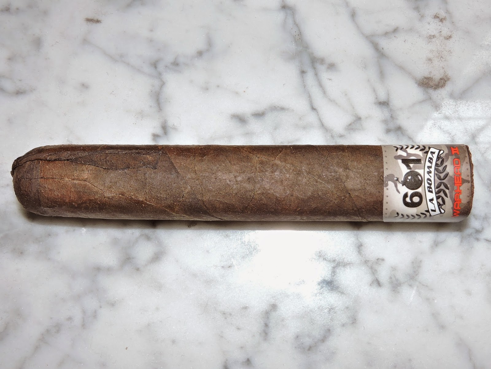 Cigar Review: 601 La Bomba Warhead II by Espinosa Cigars