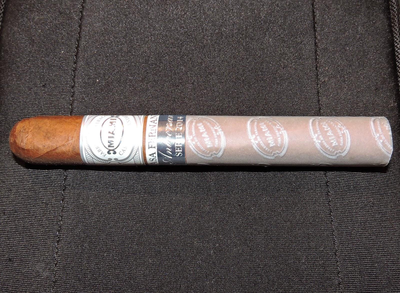Cigar Review: Casa Fernandez Aniversario Serie 2014 – The Ares