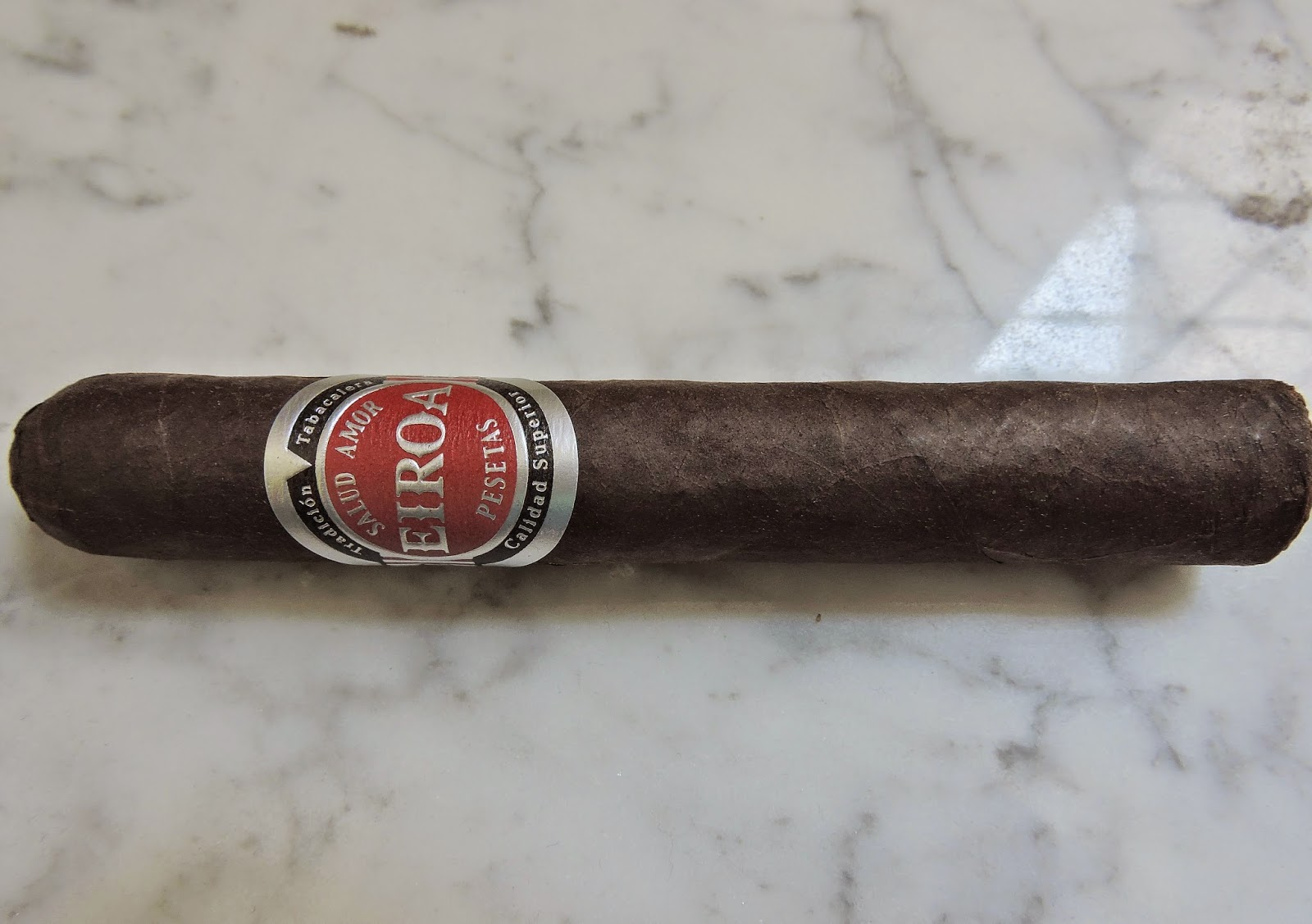 Cigar Review: EIROA CBT Maduro by CLE Cigars