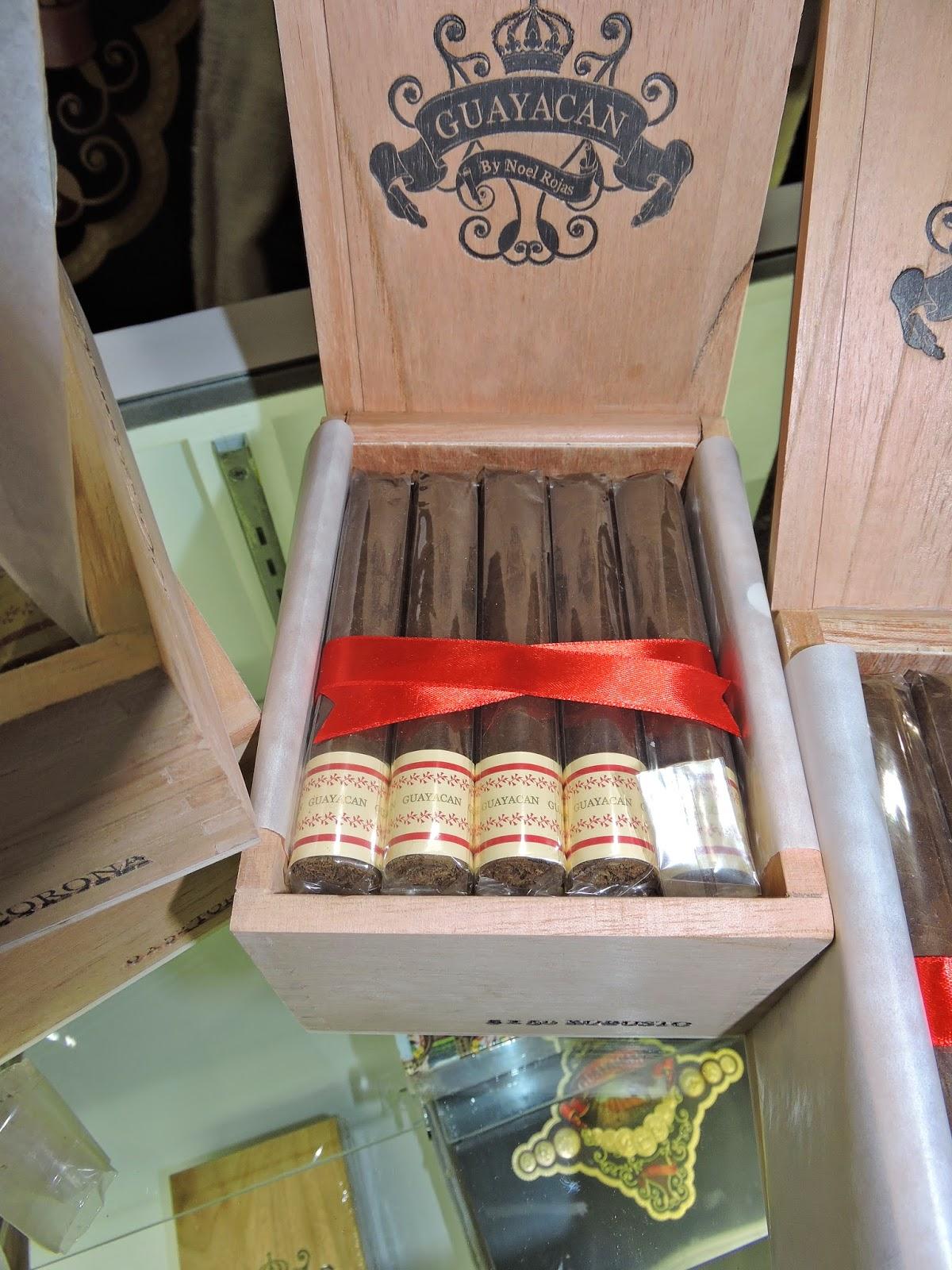 Cigar News: Guayacan Maduro (Cigar Preview)