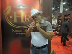Feature Story: Hirochi Robaina and Cubanacan Cigars at the 2014 IPCPR Trade Show