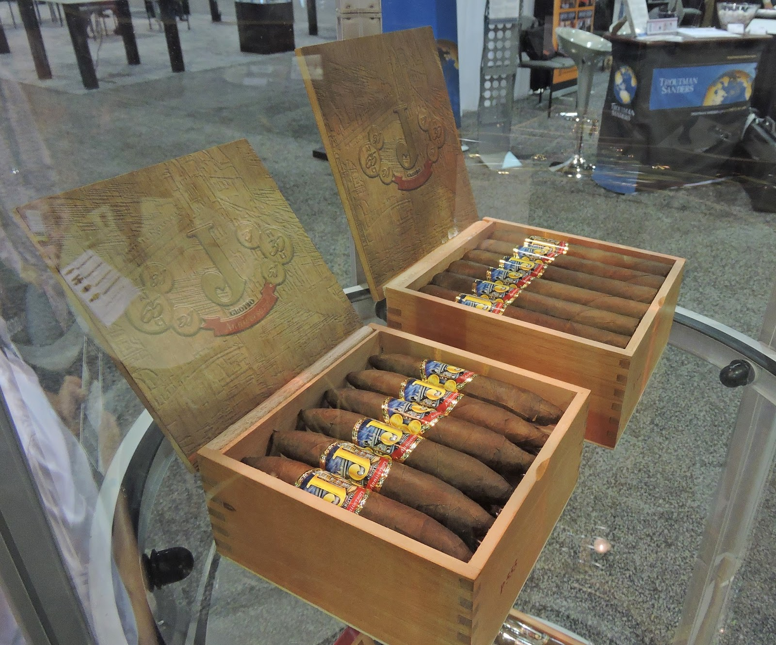 Cigar News: J. Grotto Anniversary Launched at 2014 IPCPR Trade Show