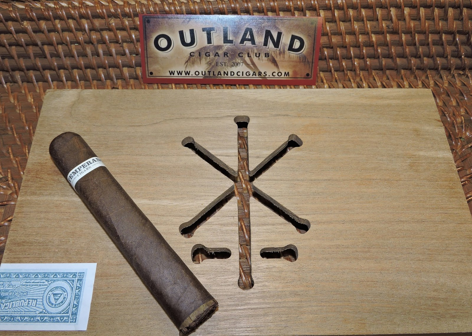 Cigar News: RoMa Craft Tobac Intemperance BA XXI Revenge Heading to Outland Cigars in Charlotte, North Carolina