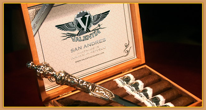 Cigar News: San Andres by Valentia (Cigar Preview)