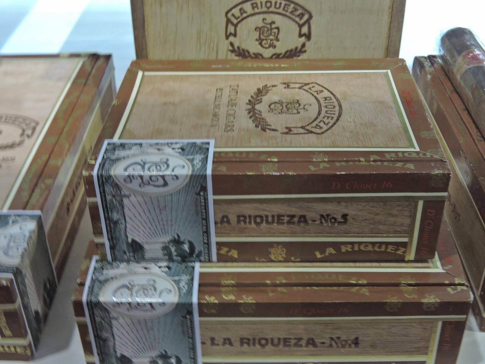 Cigar News: Tatuaje Expands La Riqueza; Adds 10 Count Boxes (Cigar Preview)
