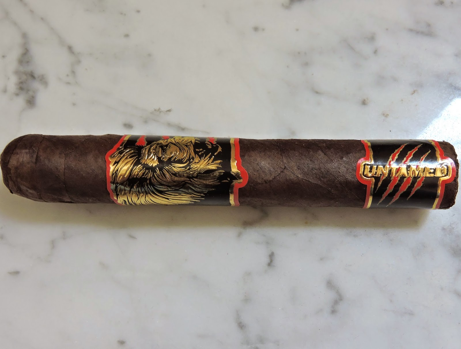 Cigar Pre-Review: Untamed by La Aurora