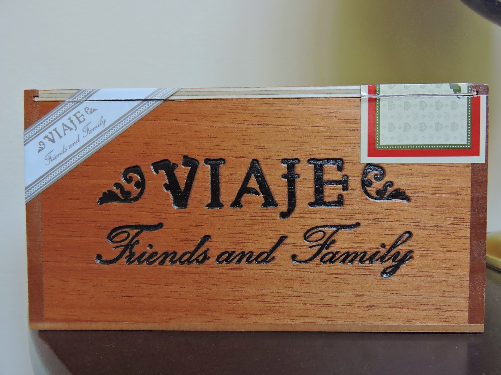 Cigar News: Viaje Friends and Family Bel Air Returns