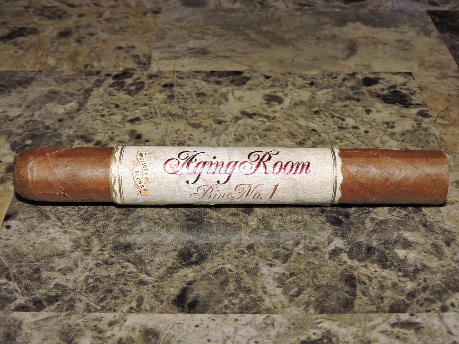 Cigar Review: Aging Room Bin No. 1 by Boutique Blends Cigars