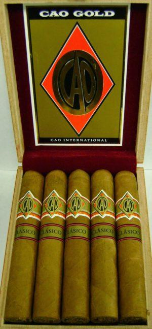 Cigar News: Arango to Offer CAO Gold Clasico (Cigar Preview)