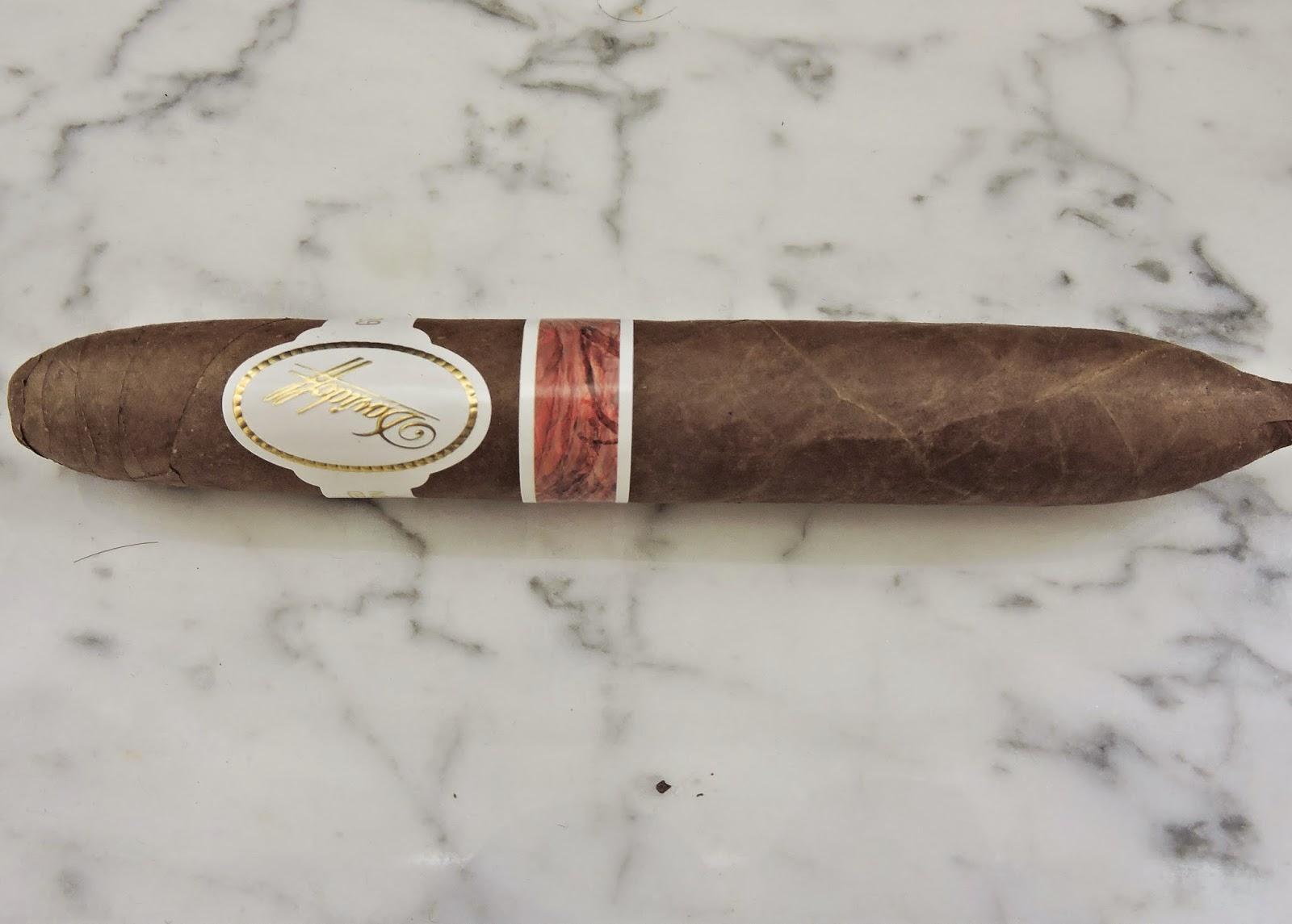 Cigar Review: Davidoff Art Edition 2014