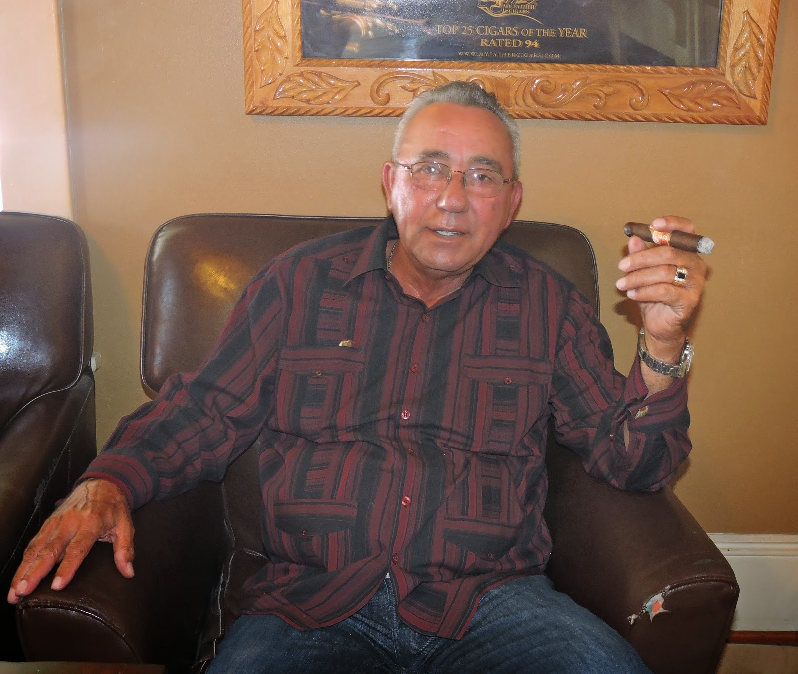 Feature Story: Don Pepin Garcia Talks About El Rey de los Habanos and More