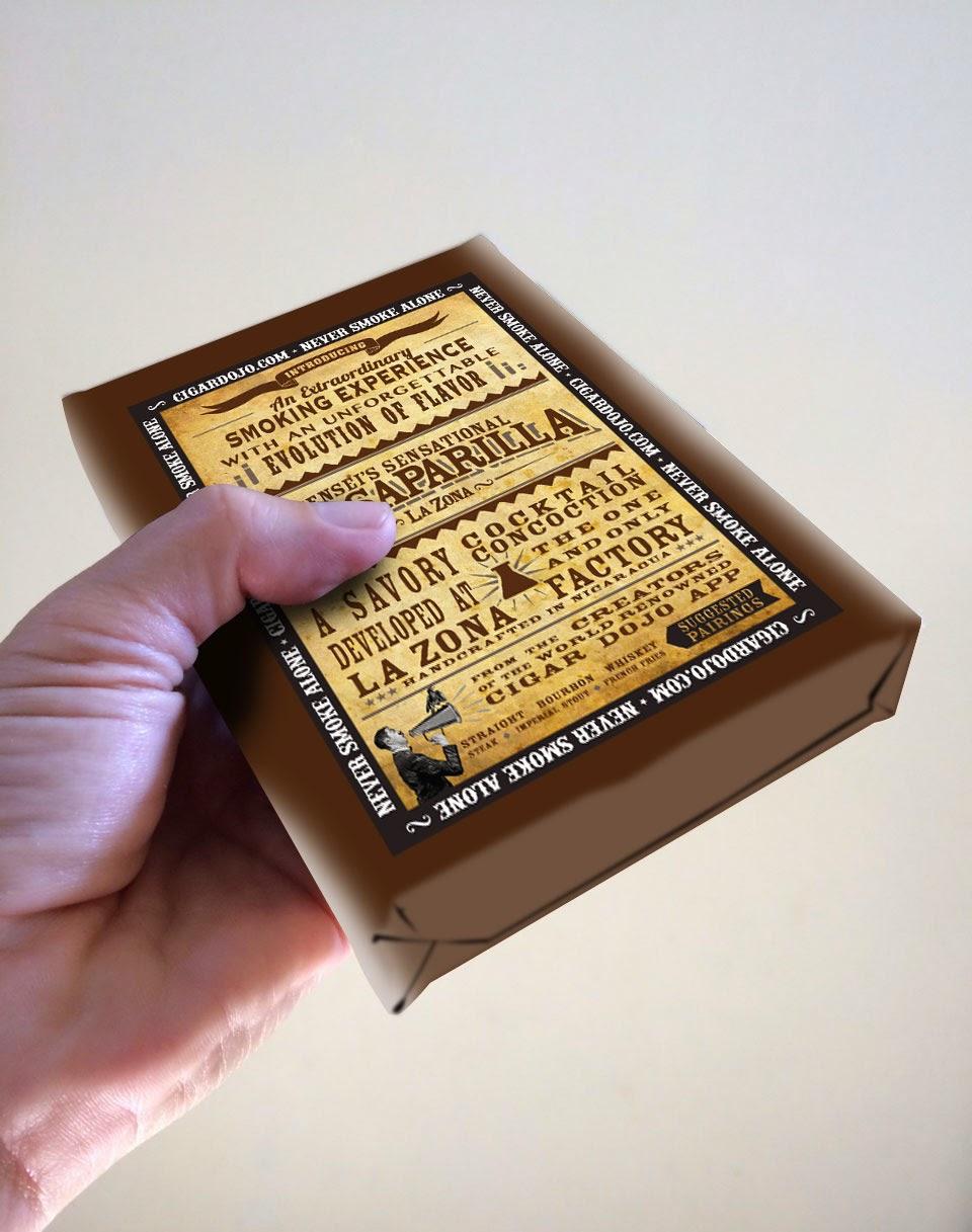 Cigar News: Sensei's Sensational Sarsaparilla by Espinosa Cigars Announced for Cigar Dojo (Cigar Preview)