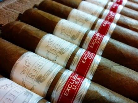 Cigar News: Regius of London Claro Especial Exclusivo U.S.A to Launch